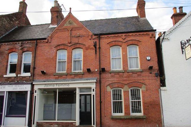 Thumbnail Retail premises for sale in 49 Churchgate, Retford, Nottinghamshire