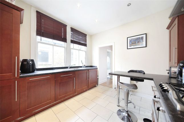 Thumbnail Flat to rent in Yukon Road, Clapham South, London