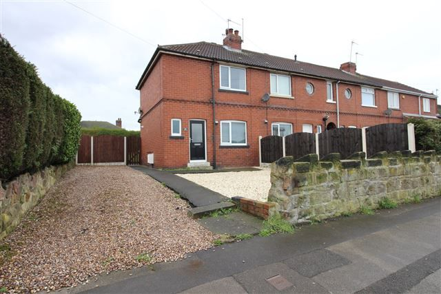 Front of Whitehill Road, Brinsworth, Rotherham S60