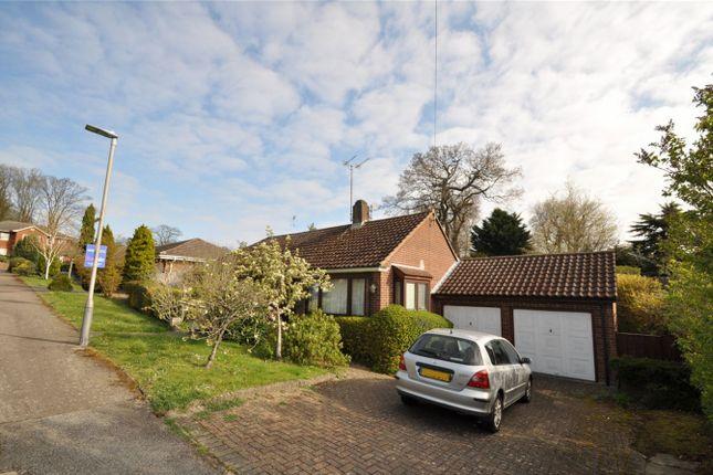 Thumbnail Detached bungalow for sale in Oaklea, Welwyn, Hertfordshire