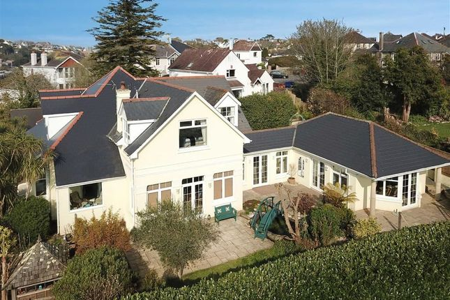 Thumbnail Detached house for sale in Holwell Road, Central Area, Brixham