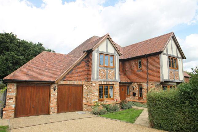 Thumbnail Detached house for sale in Old Harrier Close, Bexhill-On-Sea