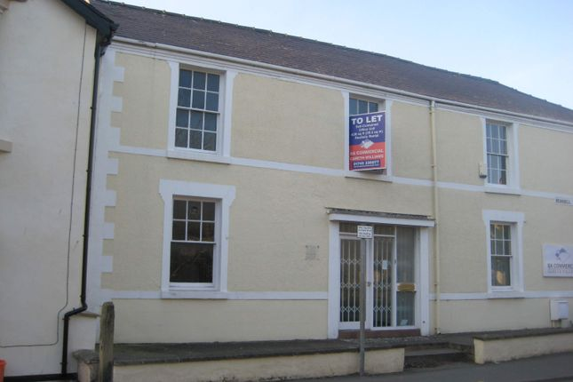 Office to let in 29A Russell Road, Rhyl, Denbighshire