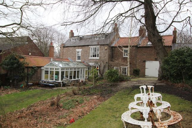 Thumbnail Detached house for sale in St. Giles Close, Gilesgate, Durham