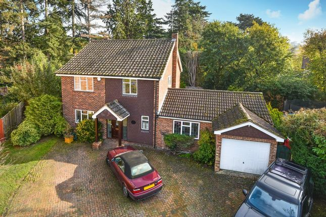 Thumbnail Detached house to rent in Battlemead Close, Maidenhead