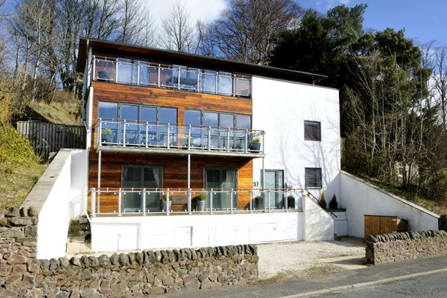 Thumbnail Detached house for sale in Galashiels Road, Stow