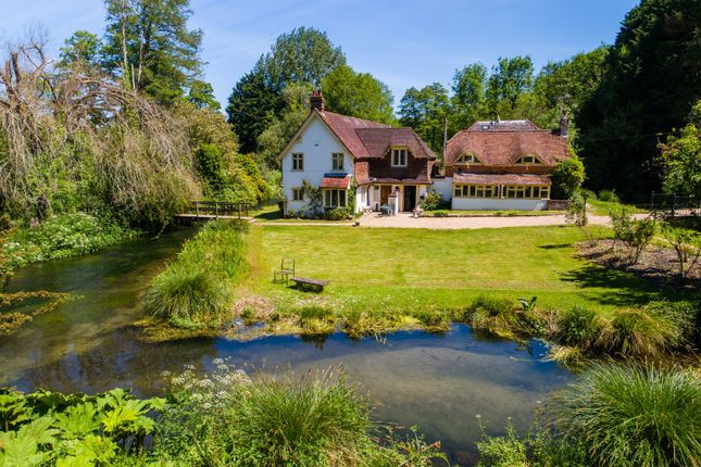 Thumbnail Detached house for sale in Easton Lane, Easton, Winchester