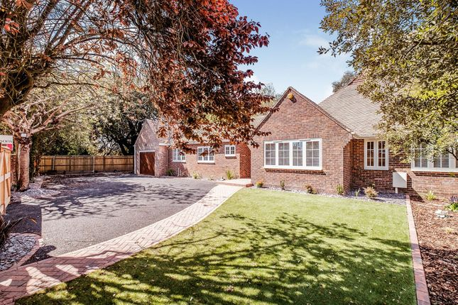 Thumbnail Detached bungalow for sale in Aldsworth Avenue, Goring-By-Sea, Worthing