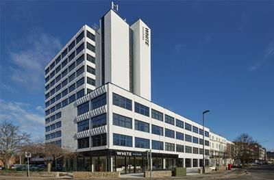 Photo of White Building, 1-4 Cumberland Place, Southampton, Hampshire SO15