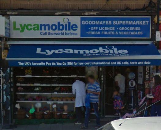 Thumbnail Retail premises to let in Goodmayes Road, Ilford