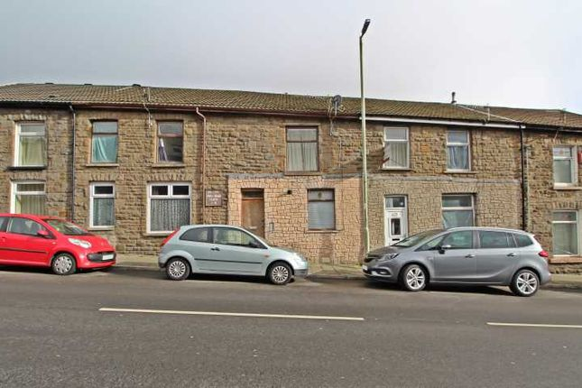 Thumbnail Flat for sale in East Road, Tylorstown, Ferndale, Rhondda Cynon Taff
