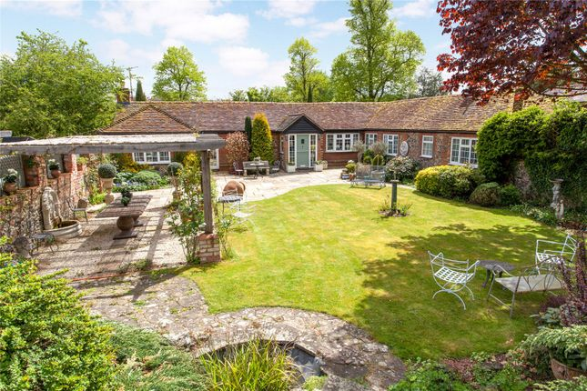Thumbnail Detached bungalow for sale in Fawley Court Farm, Marlow Road, Fawley, Buckinghamshire