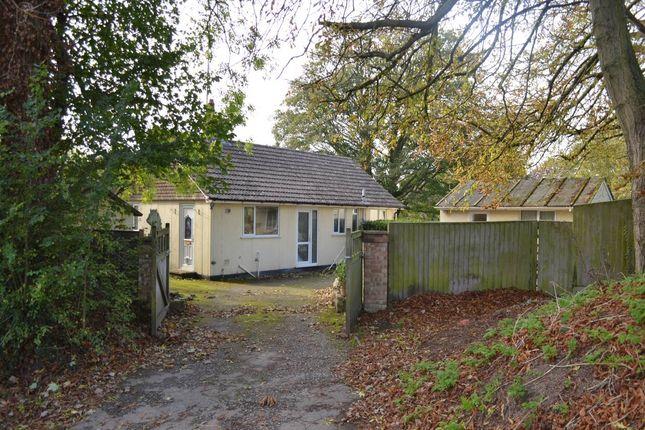 Thumbnail Bungalow to rent in Garden Cottage, Upper Lambourn, Berskshire