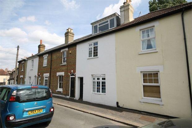 Thumbnail Cottage for sale in Caledon Road, Wallington, Surrey