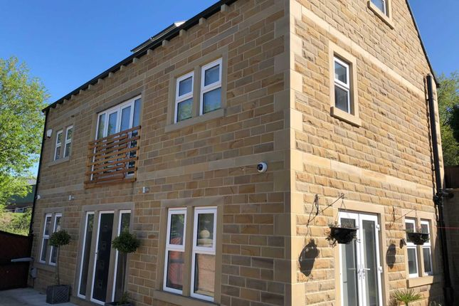 Thumbnail Detached house to rent in Caledonia Road, Batley