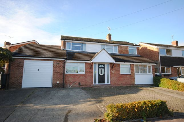 Thumbnail Detached house for sale in Burwell Drive, Witney