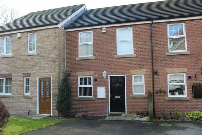 Thumbnail Mews house to rent in Barleyfields Close, Ackworth, Pontefract
