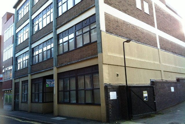 Thumbnail Flat for sale in Albion House, Leicester