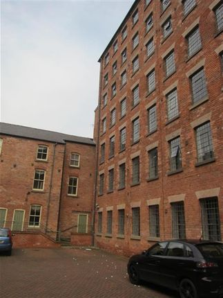 Thumbnail Flat to rent in Abels Mill, Brookbridge Court, Derby