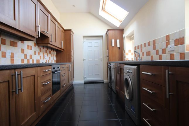 Thumbnail Terraced house to rent in Lavender Gardens, Jesmond, Newcastle Upon Tyne