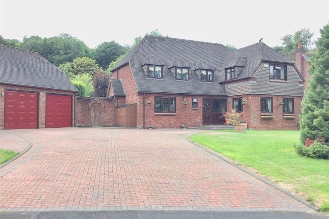 Thumbnail Detached house for sale in Grange Farm View, Stirchley, Telford