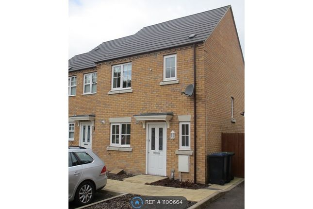 3 bed end terrace house to rent in Lester Way, Littleport CB6