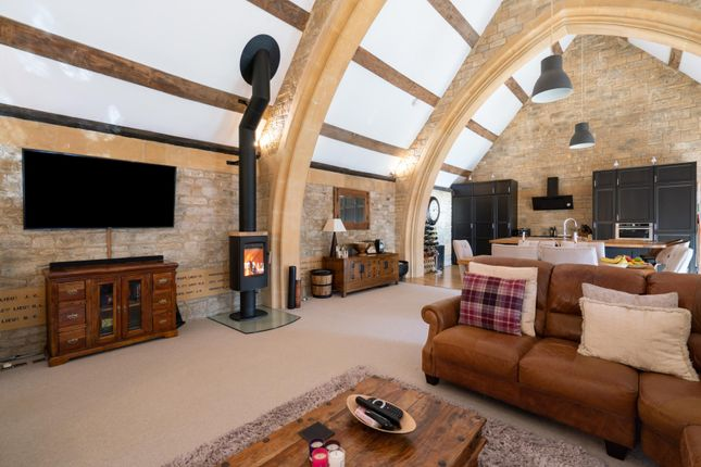Thumbnail Detached house for sale in Highfield Lane, Cirencester, Gloucestershire