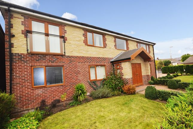 Thumbnail Detached house for sale in Coniston Avenue, Dalton, Huddersfield