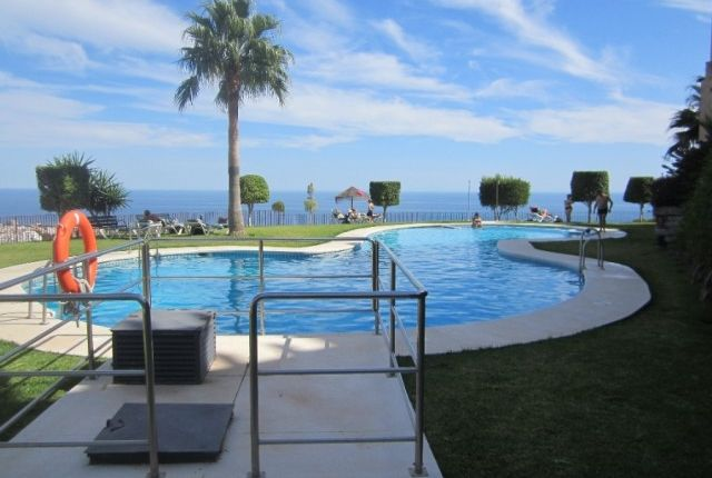 Pool Area of Spain, Málaga, Mijas, Calahonda