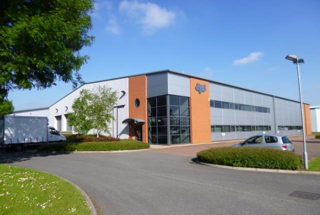 Thumbnail Light industrial to let in K474 Queensway North, Team Valley Trading Estate, Gateshead, Tyne And Wear