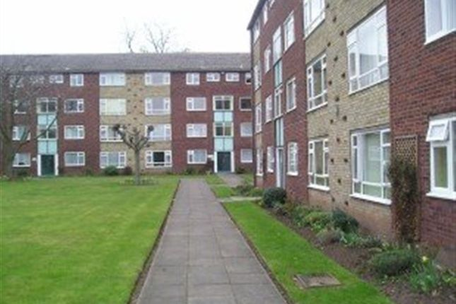 Thumbnail Flat to rent in Elmwood Court, St Nicholas St, Coventry