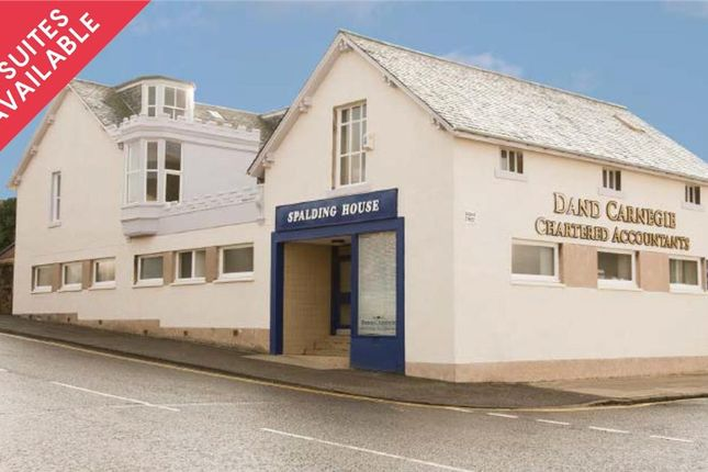 Thumbnail Office to let in Spalding House, Queen Street, Broughty Ferry