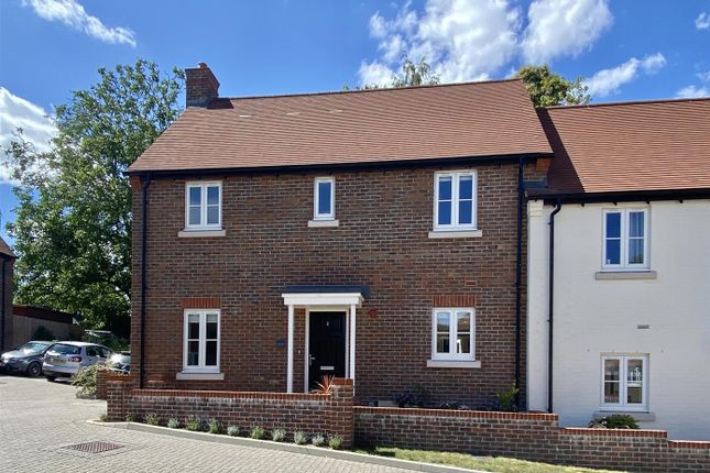 Thumbnail Semi-detached house for sale in Tanners Reach, Sheet, Petersfield.
