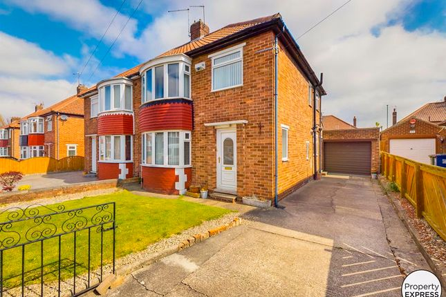 Thumbnail Semi-detached house for sale in Keswick Road, Normanby