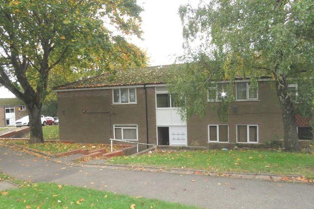 2 bed flat for sale in Jiggins Lane, Bartley Green, Birmingham B32