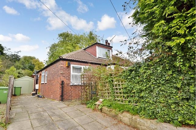 Thumbnail Semi-detached bungalow to rent in Henconner Lane, Chapel Allerton, Leeds