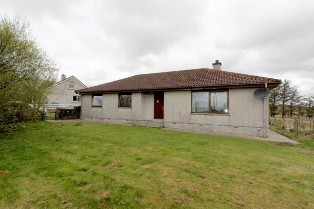 Thumbnail Detached bungalow for sale in The Crofthouse, Isle Of Lewis