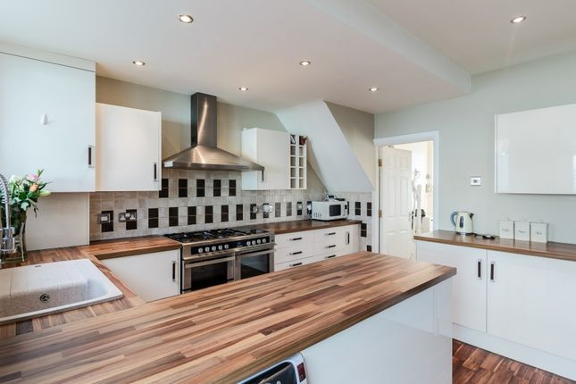Thumbnail Semi-detached house for sale in Campbell Road, Caterham, Surrey