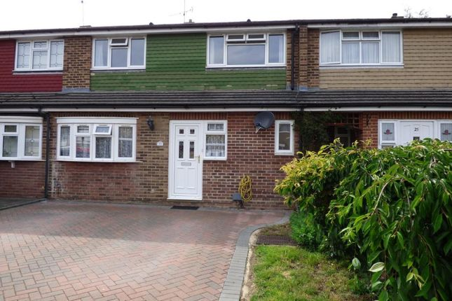Thumbnail Terraced house for sale in Thames Close, Farnborough