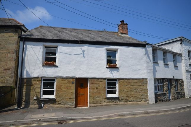 Thumbnail Cottage for sale in Vicarage Road, St. Agnes