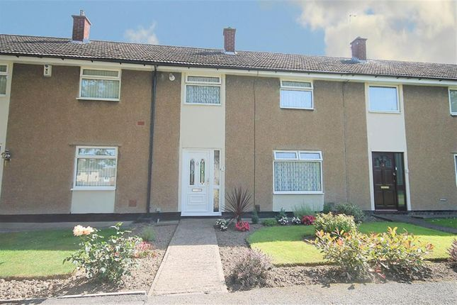 Thumbnail Terraced house to rent in Cottage Walk, Wilnecote, Tamworth, Staffordshire