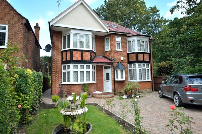 Thumbnail Detached house for sale in Waterfall Road, London