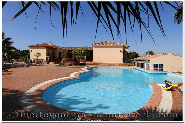 Thumbnail Villa for sale in Villaverde, Fuerteventura, Canary Islands, Spain