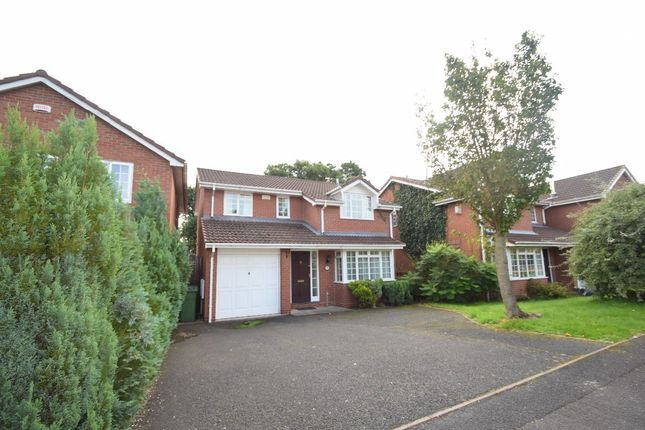 Thumbnail Detached house to rent in Beechfields Way, Newport