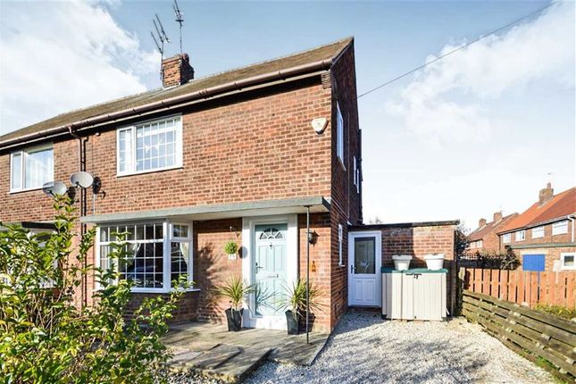 Thumbnail Semi-detached house for sale in Legard Drive, Anlaby, East Riding Of Yorkshire