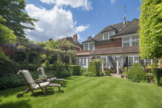 Thumbnail Detached house for sale in Stormont Road, Kenwood, Highgate