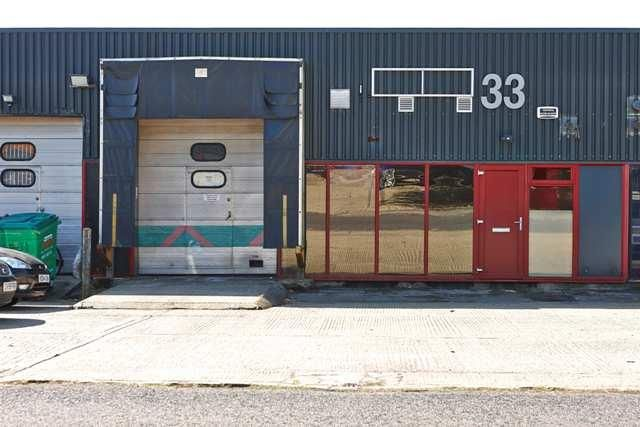 Thumbnail Light industrial to let in Edison Road, Rabans Lane Industrial Area, Aylesbury