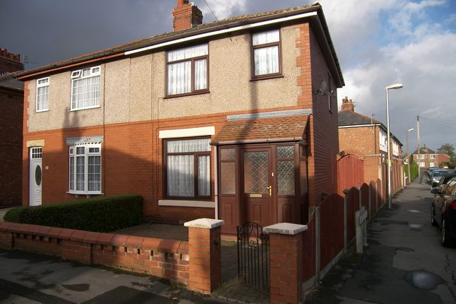 Thumbnail Semi-detached house to rent in Ribby Avenue, Kirkham, Preston
