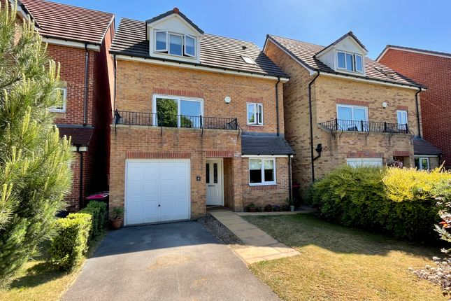 5 bed detached house for sale in Leatham Avenue, Rotherham S61