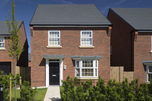 """Thumbnail Detached house for sale in """"Irving"""" at Lightfoot Lane, Fulwood, Preston"""